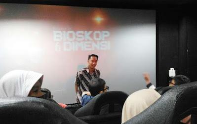 bioskop 6 Dimensi grhatama pustaka yogyakarta
