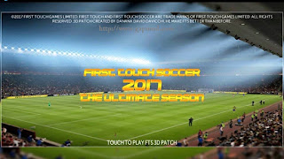 FTS 3D Patch Ultimate Season Final Edition by Danank Apk + Data Android