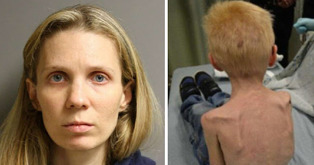 Мачеха держала 5-летнего мальчика под лестницей, но Гарри Поттером он не стал... (фото)