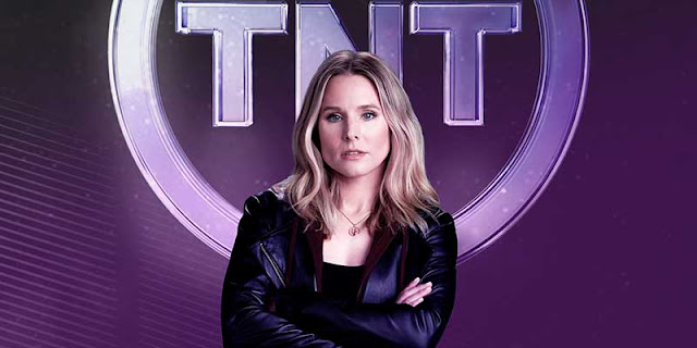 Kristen Bell en la 4ª Temporada de 'Veronica Mars' en TNT