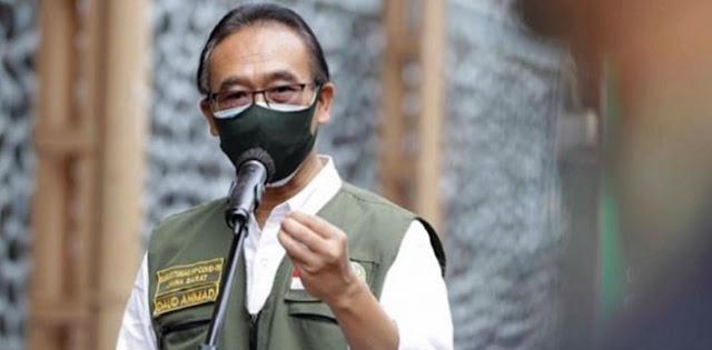PSBB Proporsional Bogor-Depok-Bekasi Diperpanjang