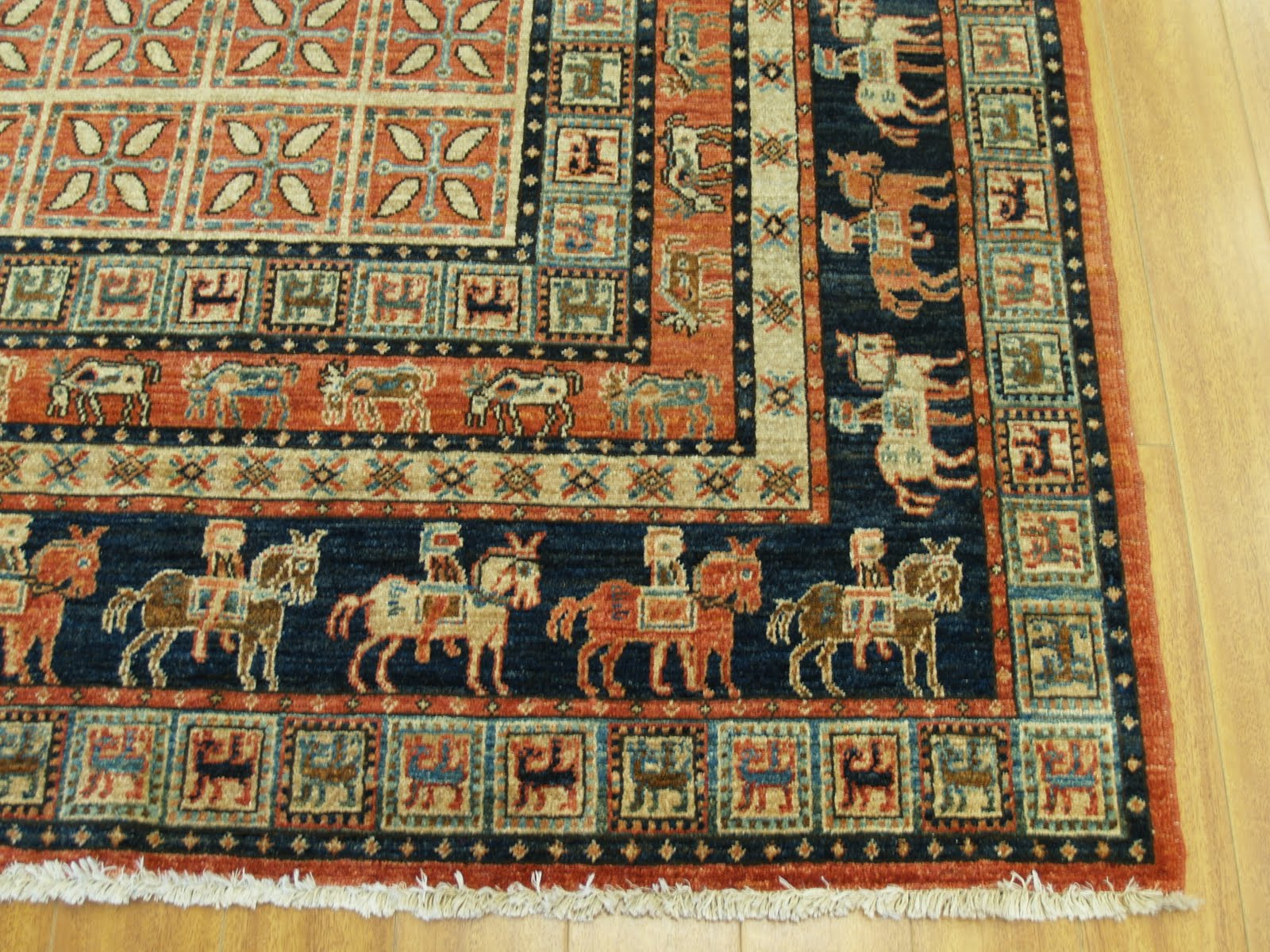Animal Carpets The Oldest Animal Carpet Of All Time