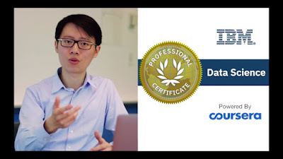 Best Coursera Certification to learn Data Science