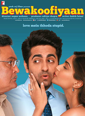 Bewakoofiyaan 2014 Hindi 720p BluRay 850MB