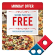 Pizza Mondays At Dominos