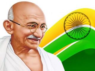 Mahatma-Gandhi's-speech