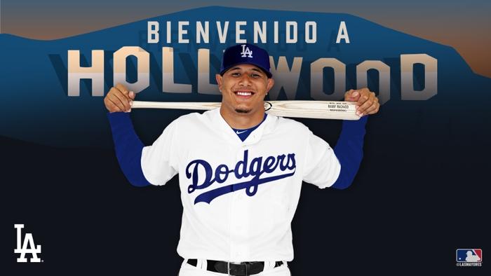 Manny Machado pasó a los Dodgers a cambio de cinco prospectos