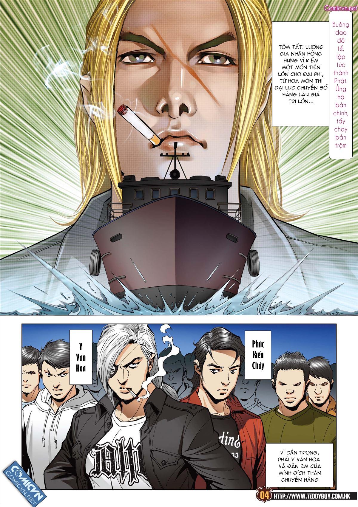 Người Trong Giang Hồ Chap 2095 - Next Chap 2096 image 3