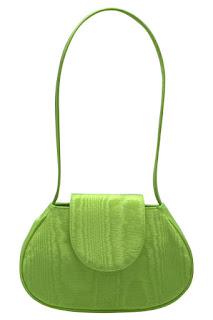 إينيفا باجيت بلون Green Apple Moire