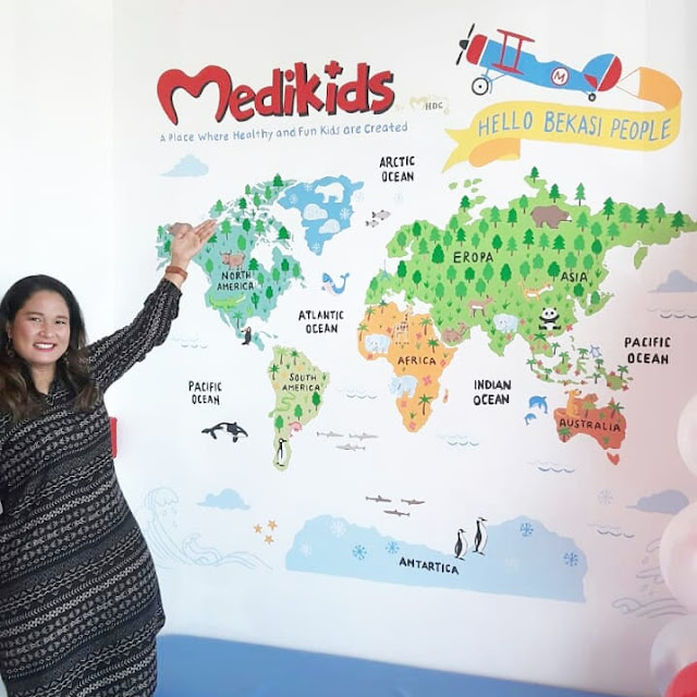 MediKids Clinic Summarecon Bekasi, Klinik Gigi, Anak, Parenting, Gigi, Sehat, Kids