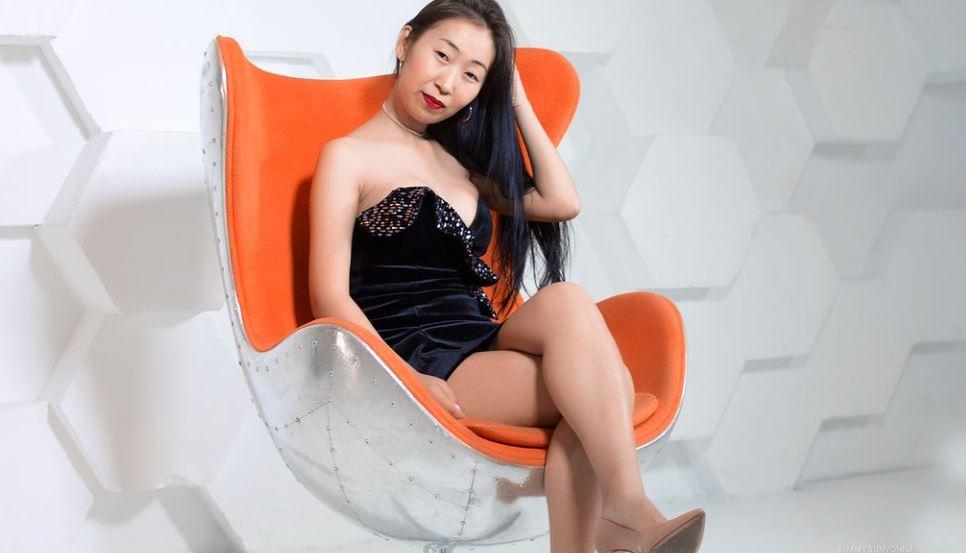 KimmySunVonna Model GlamourCams