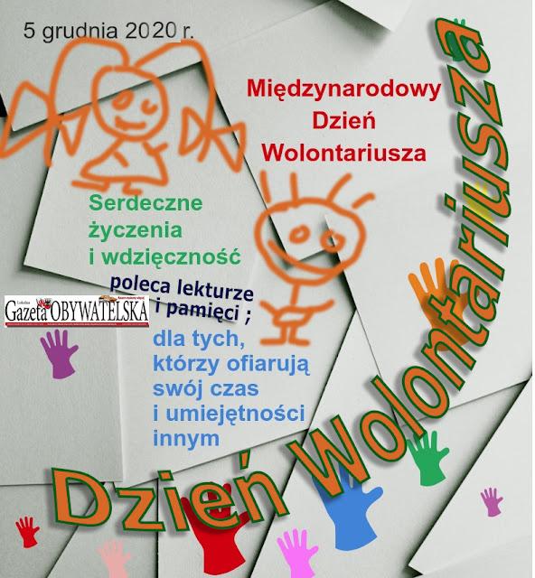 Międzynarodowe święto wolontariatu