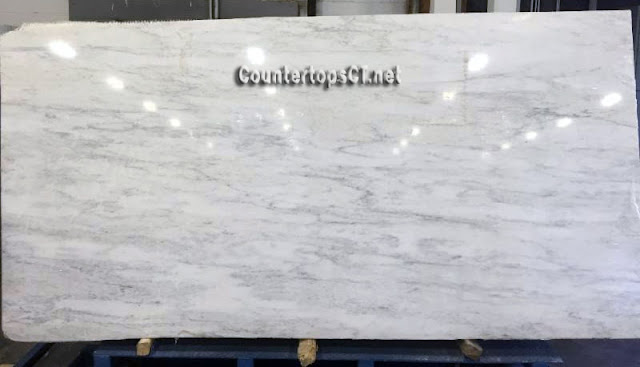 3cm Asian Grey Marble Slab