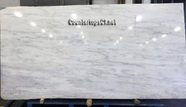 3cm Asian Grey Marble Slab