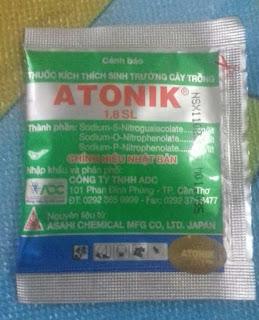 thuốc kích rễ atonik