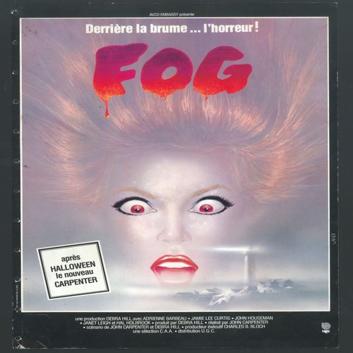 Mood du jour  The Fog Main Title Theme John Carpenter.