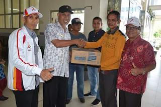 Wali Kota Padang Apresiasi Kontingen Porprov Asal Padang