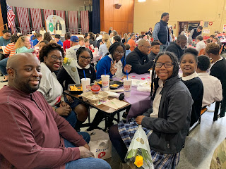 Montgomery Catholic Elementary Campuses Celebrate Parents Love Lunch 1