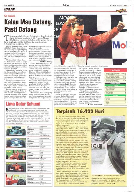 GP PRANCIS KALAU MAU DATANG, PASTI DATANG