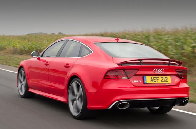 2016 AUDI RS7 REVIEWS
