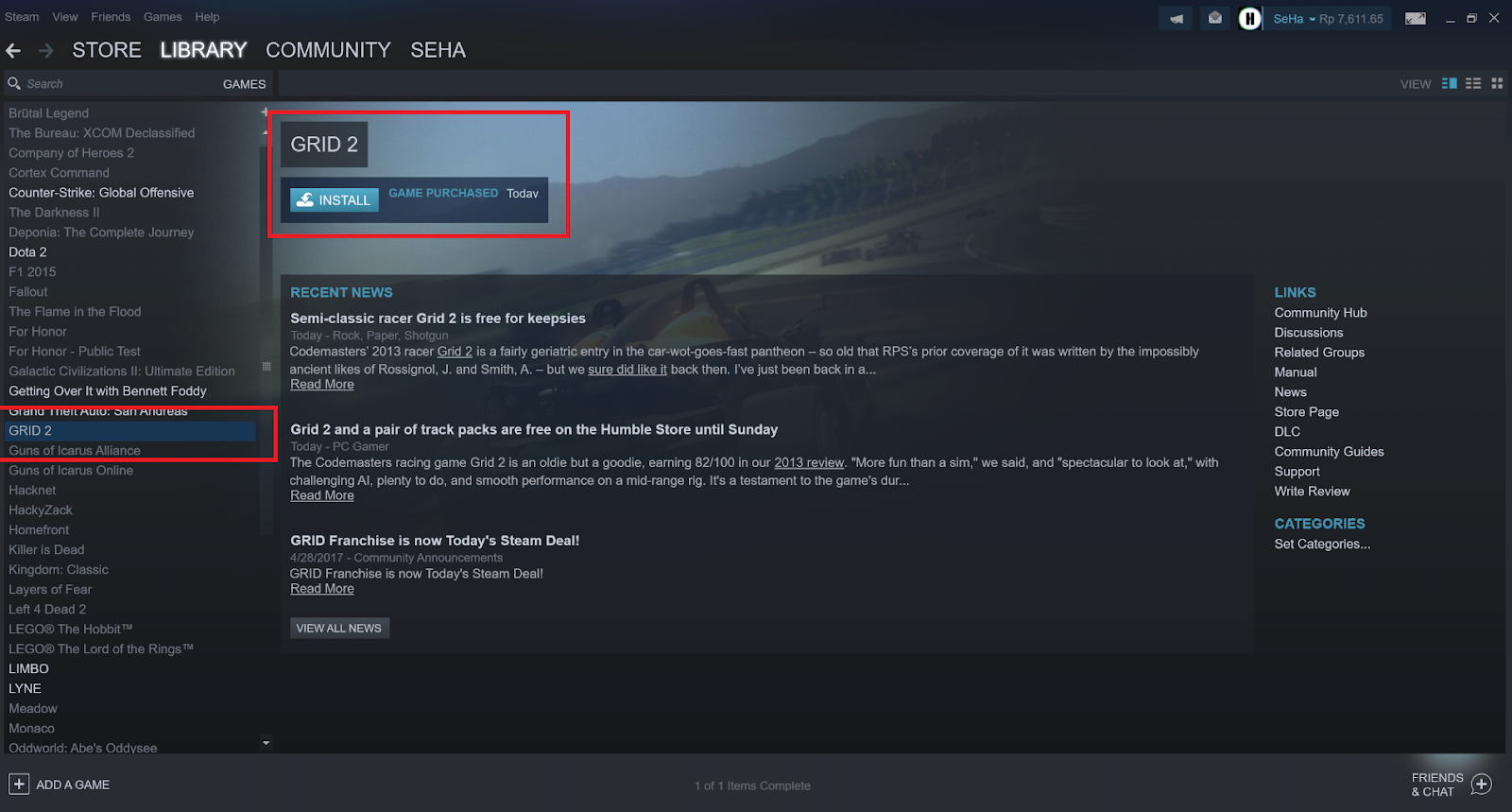 Begini Cara Mendapatkan Game di Steam Secara 100% Gratis