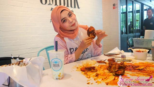 Ombak Kitchen Tampil Dengan Menu Makanan Laut Segar Berkualiti