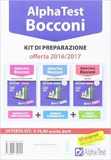 Alpha Test Bocconi PDF