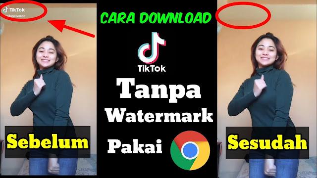 Cara Download Video TikTok Tanpa Logo, Simak Yuk!
