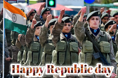Republic day images army