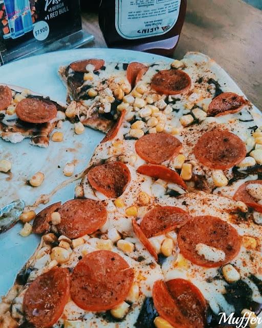 La Cantina Restobar - Pizza Dulce Picor