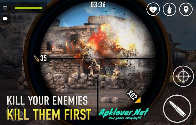 Sniper Arena PvP Army Shooter MOD APK