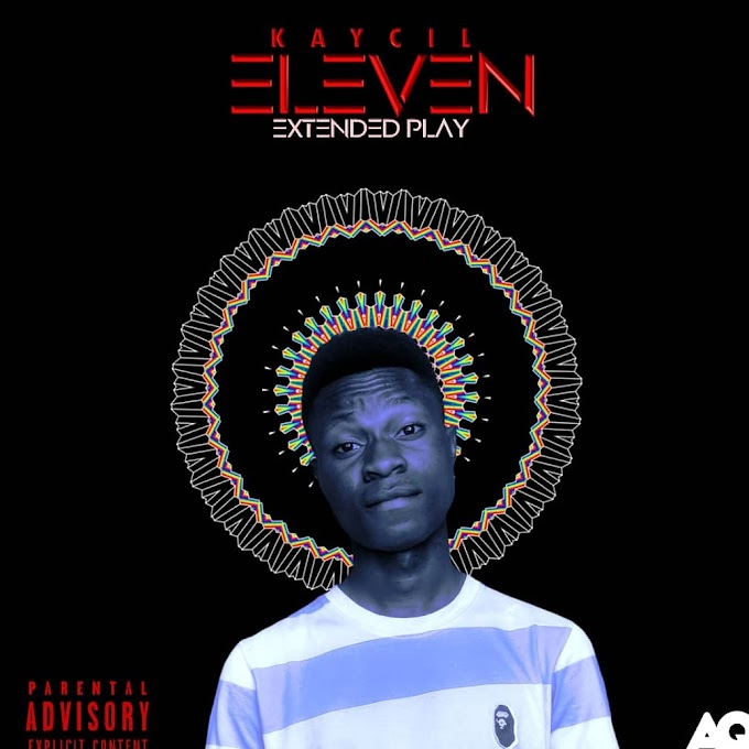 Kaycil Music Albums Eleven EP Extended Play