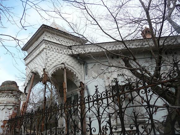 Белгород-Днестровский. Особняк Ярошевича. 1890 г. Памятник архитектуры