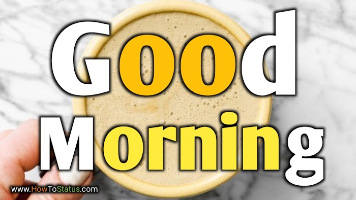Good Morning Status Hindi 2021