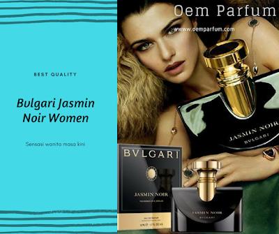 Bvlgari Jasmin Noir Women - di buat khusus untuk wanita yang ingin memberikan aroma khas