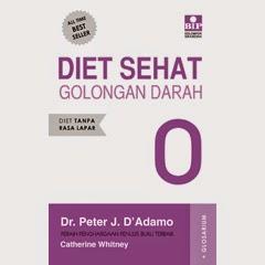 Review Buku Diet Sehat Golongan Darah O - 10 for Ten