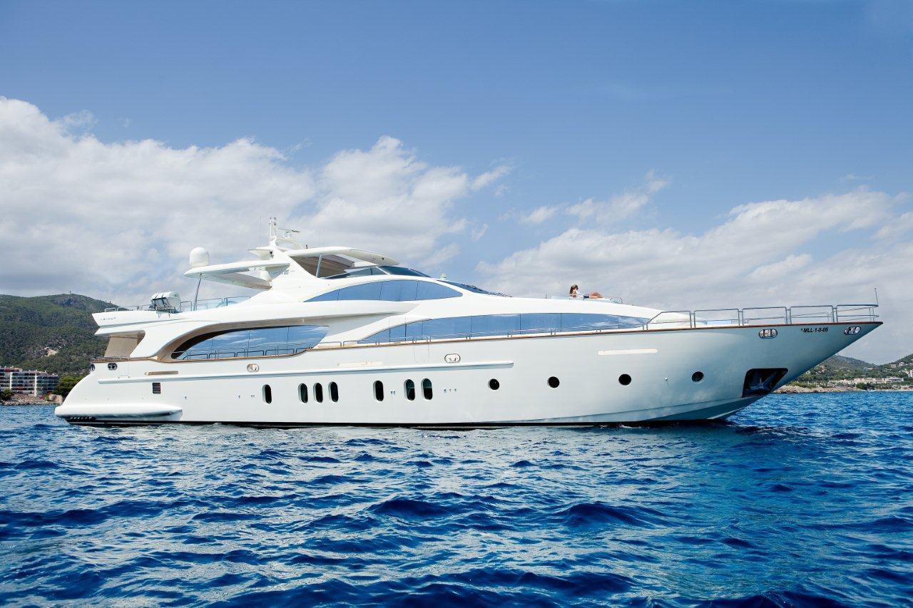 Barcos de alquiler Ibiza