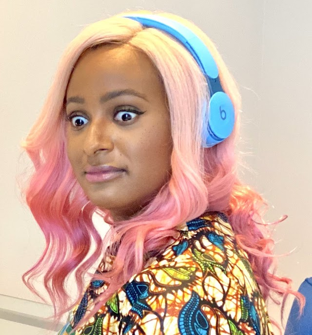 Check out what Dj Cuppy said about her ex(People's reactions)