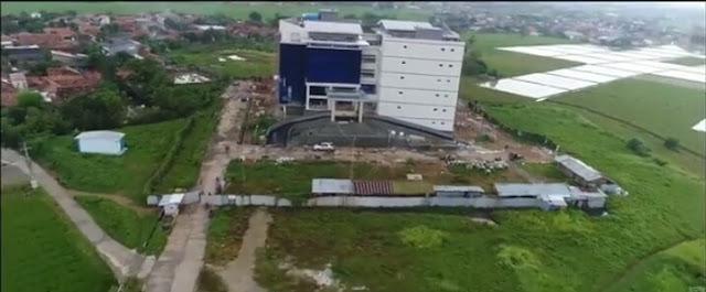 OPD Karawang Segera Tempati Gedung Rp40 Miliar