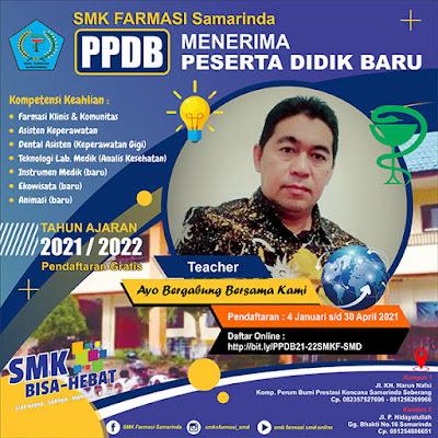 Twibbon Promosi PPDB
