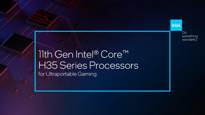 11tg Gen Intel H35 Series