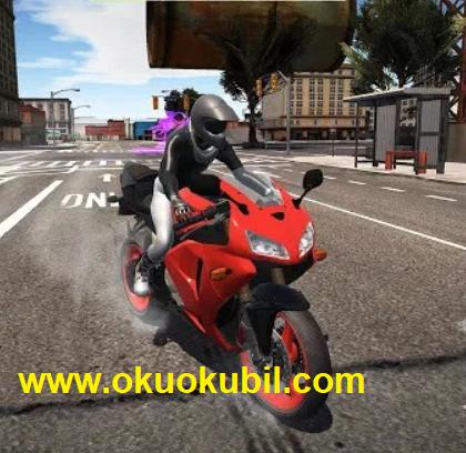 Ultimate Motorcycle Simulator v2.0.3 Sınırsız Elmas + Para Mod Apk İndir