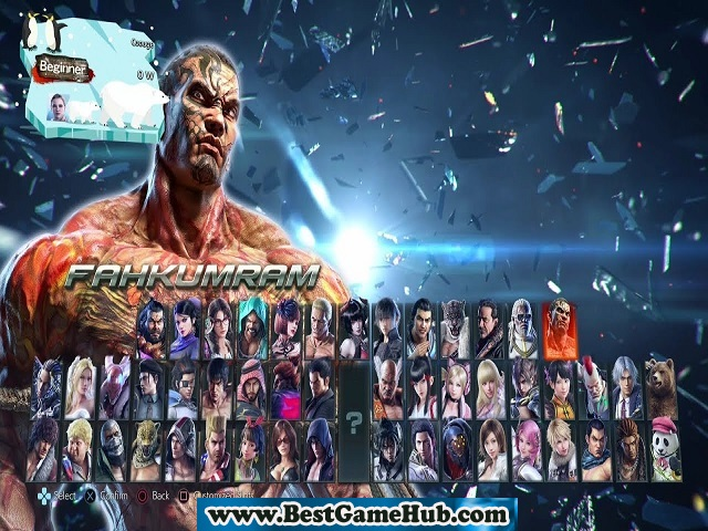 Tekken 7 Torrents Games Full Version Free Download