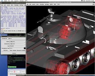 بدائل برنامج اوتوكاد AutoCAD على نظام لينكس