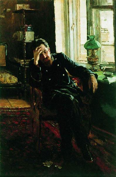 Маковский Владимир Егорович - Письмо. 1883