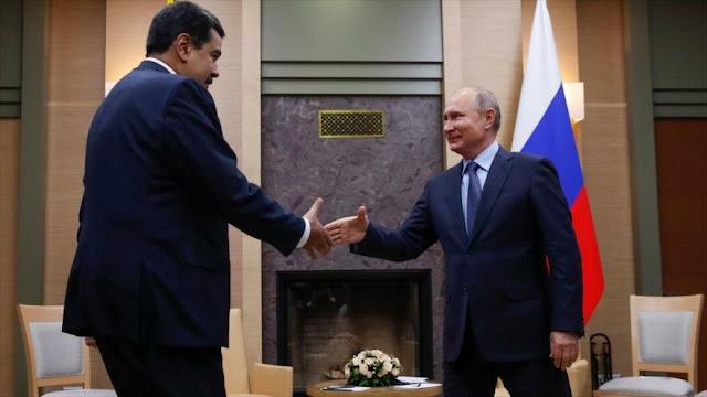 Rusia rechaza participar en conversaciones por Venezuela en Lima