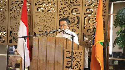 Wakil Bupati Pessel Sampaikan Jawaban Pandangan Umum Fraksi Atas Nota Pengantar APBD P 2021