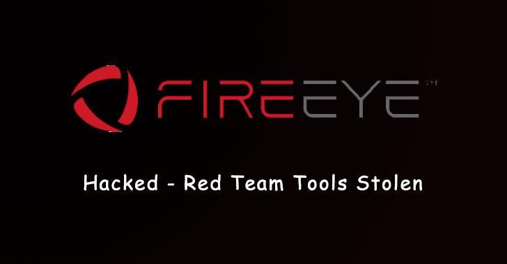 FireEye Hacked