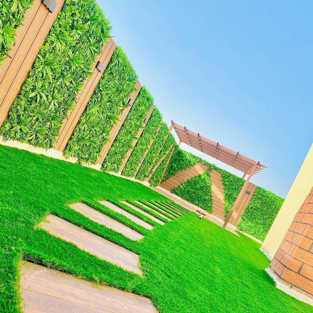 خدمات شركة تنسيق حدائق بالمجمعة