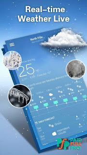 Weather Forecast by Vegoo Premium APK